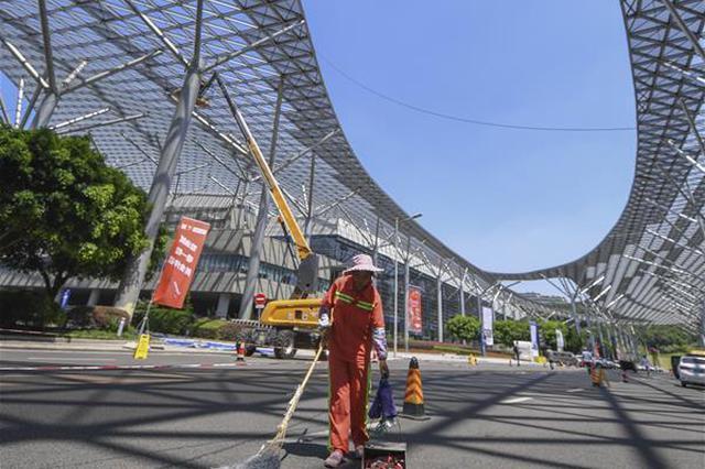 重庆周一继续太阳暴晒 主城最高气温达39℃