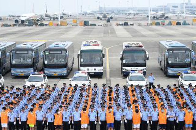 重庆警方跨境出击抓获电信诈骗团伙成员150人
