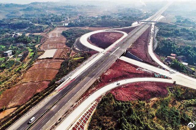 合长高速三圣隧道复工建设 预计到2021年全线贯通