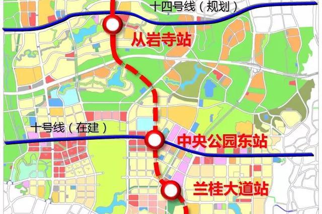好消息!重庆轨道交通9号线二期暂定明年12月试运营