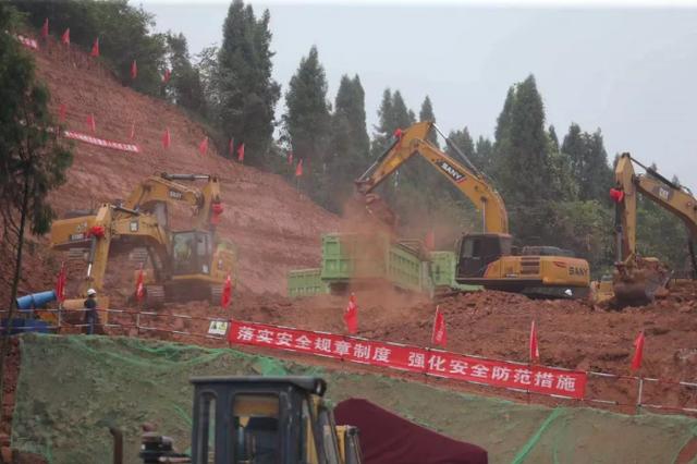 177个项目!重庆集中开工2000公里普通干线公路
