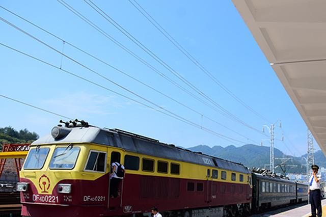 黔张常铁路黔江段联调联试工作正式启动