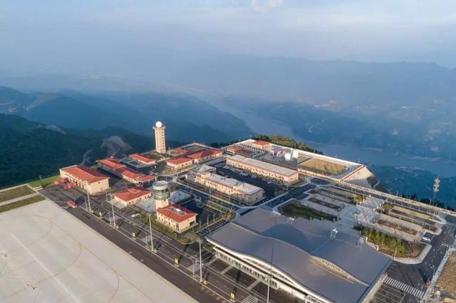 巫山机场本月开巫山-烟台、巫山-广州航线