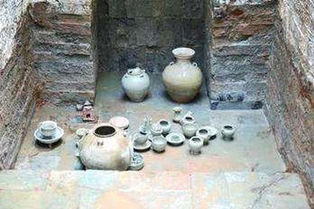 重庆警方破获跨区域盗窃古墓案 系清道光年间秀才墓