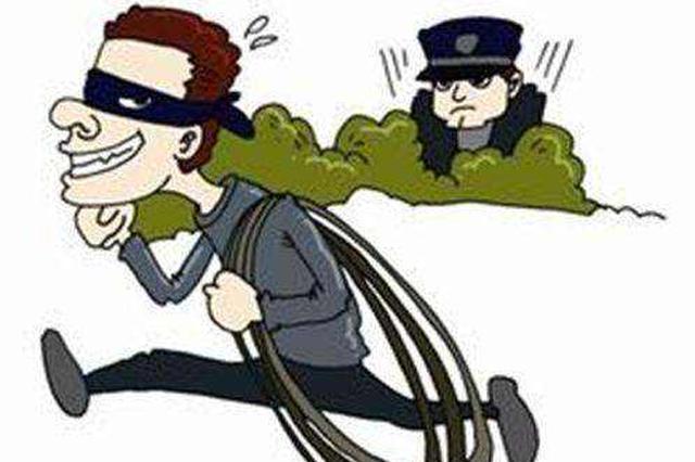 重庆:蒙面男子盗50万财物故布疑阵 警方62小时追回