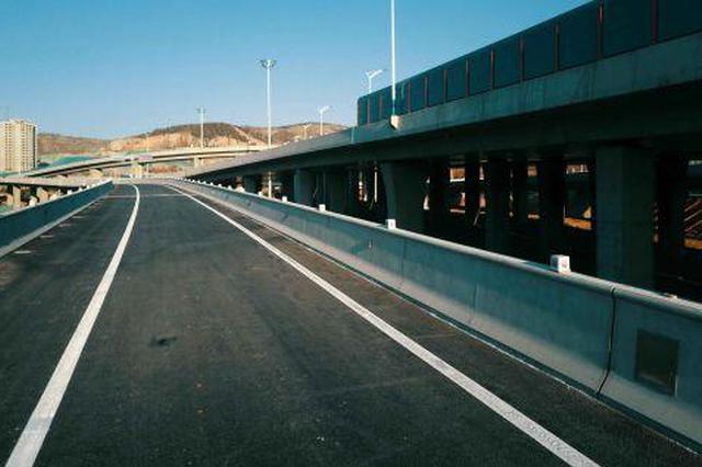 华岩立交周边迎宾大道、九中路路段限制通行