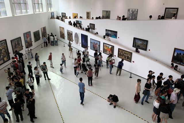全国美展油画和雕塑展重庆展区延期至本月30日