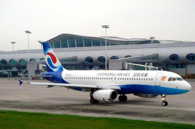 重庆巫山机场至烟台首航 2小时10分钟到达东海之滨