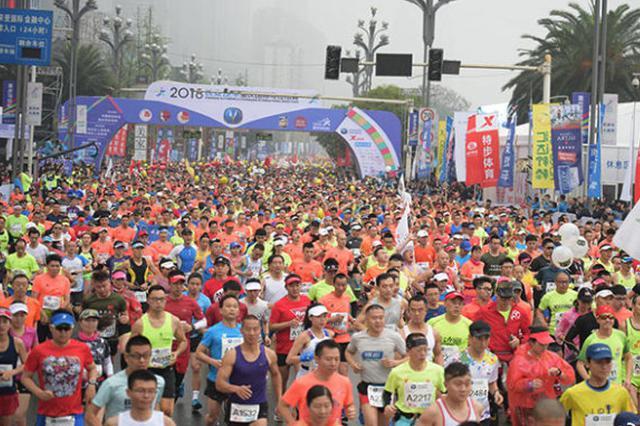 取消半程马拉松!2020重庆国际马拉松开启预报名