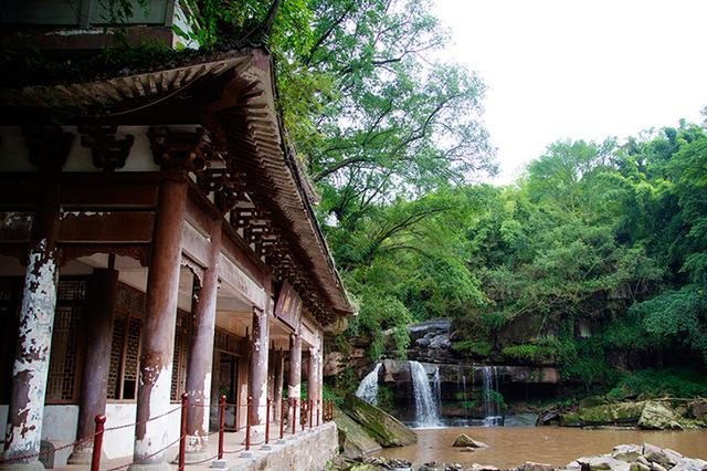山与河那边的黄葛古镇:探访古水码头东溪