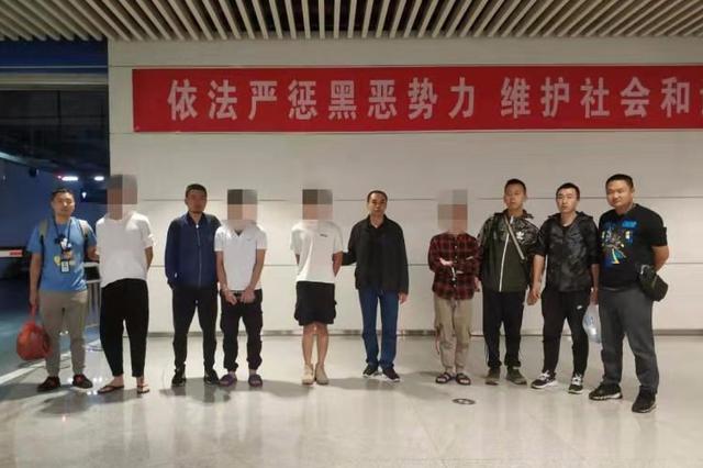 重庆万州警方跨省打掉一网络诈骗团伙 7人已被刑拘