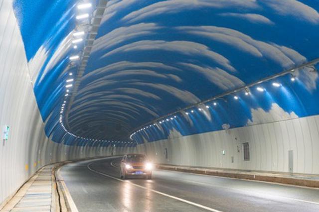 巴南龙洲湾隧道正式建成通车 鱼洞到茶园只需15分钟