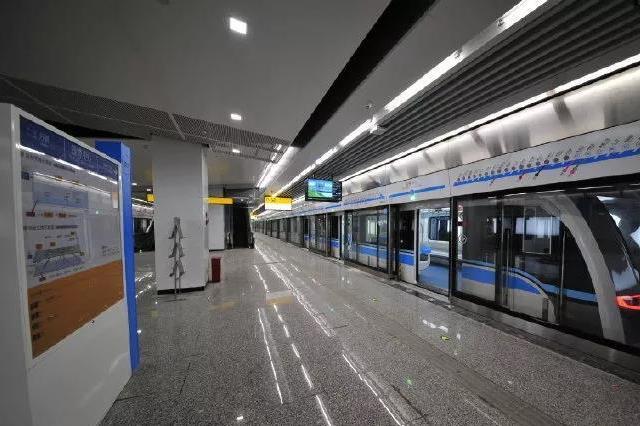 五号线北延伸段沿线建7个车站 有望2022年建成通车