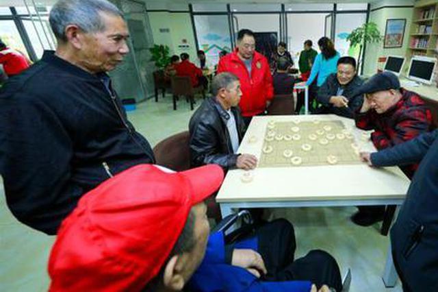 重庆2022年将实现乡镇、行政村养老服务设施全覆盖