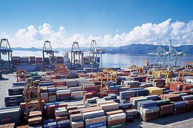 今年前10月重庆外贸进出口总额同比增10.8%