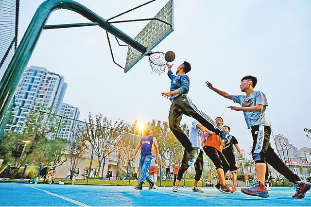 主城计划建92个社区体育公园 2020年将全部建设完成