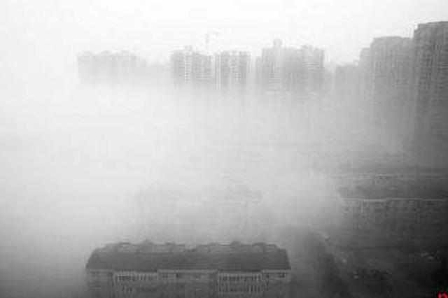 注意!6点到11点重庆这些地方有大雾 请小心驾驶