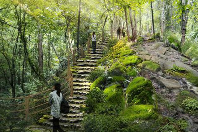 到2022年 重庆主城将建设17条山城步道串联成网