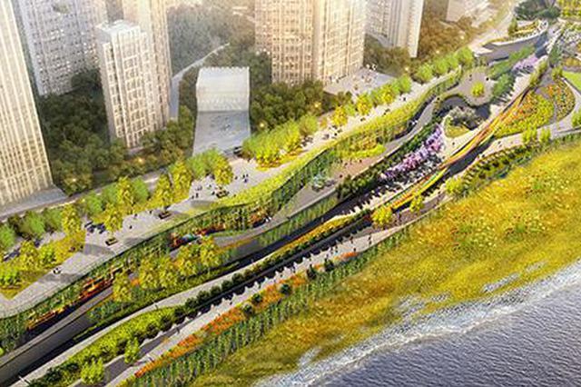 相国寺码头提升方案出炉 将建造重庆首个江滩足球场