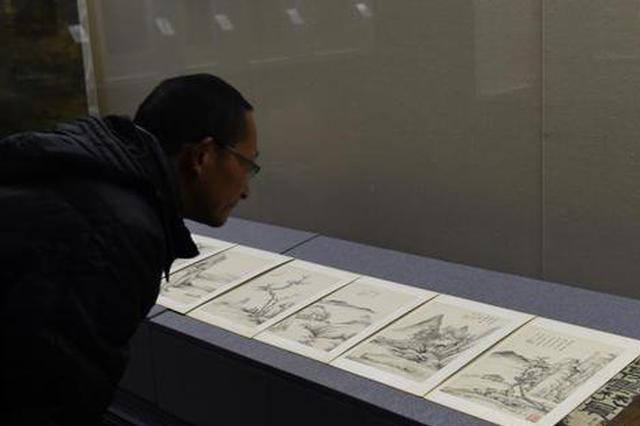 明清11个画派精品齐聚重庆免费展出 勾勒中国画面貌