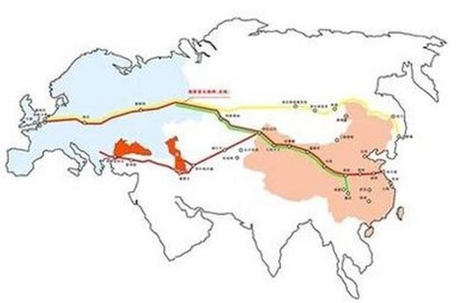 """建设出海出境通道 重庆""""东西南北""""统筹发力促开放"""