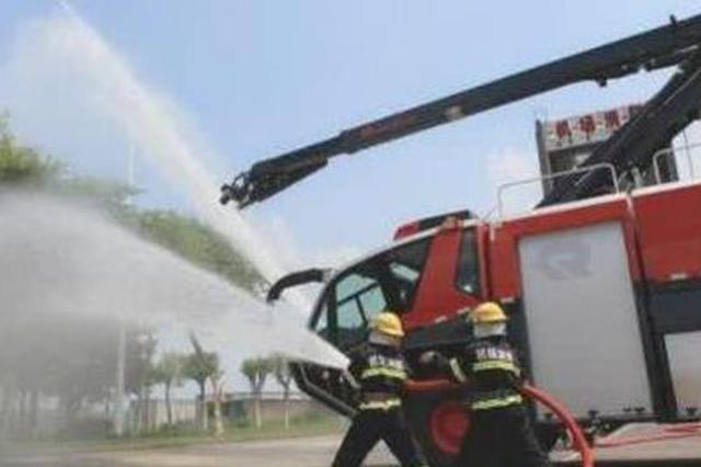 """重庆开展消防安全专项整治 畅通""""生命通道"""""""