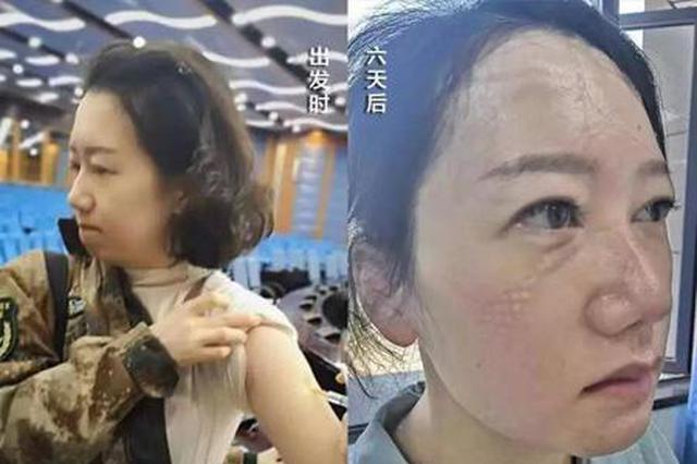 """""""海报""""护士:我妈终于知道我在武汉金银潭医院了"""