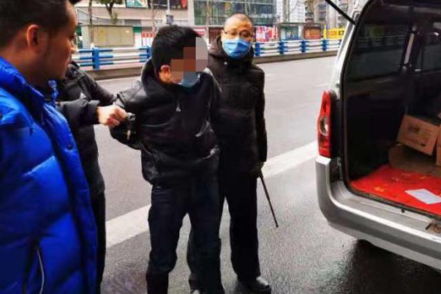 重庆警方破获销售假冒品牌口罩案 查扣假品牌口罩1.6万个