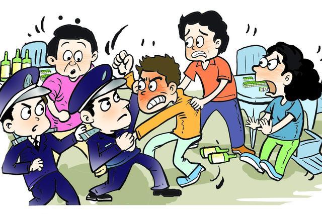 阻碍疫情防控暴力妨害公务 重庆綦江两人被刑事拘留