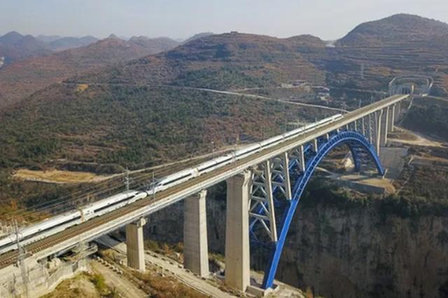 重庆下月将开行重庆西环线列车 成渝贵三地形成环线
