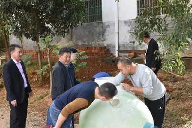 重庆农村卫生厕所普及率10年增长30.97%