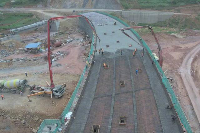 好消息!巫大高速年底将主体贯通 预计明年全线通车