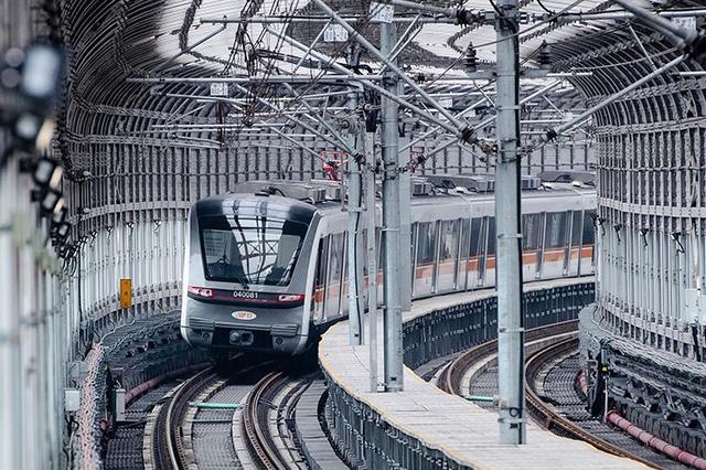 重庆今年内开通运营22公里轨道交通 环线将闭环运行