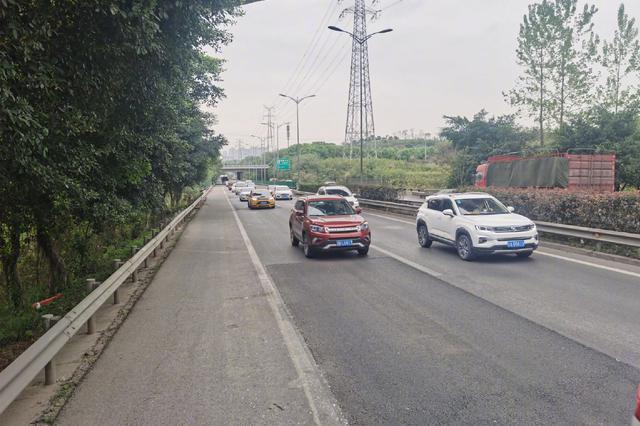 注意!今起绕城渝武互通至北碚嘉陵江大桥段有管制