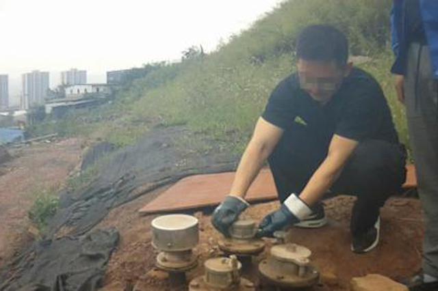 重庆警方破获特大私售汽油案 涉案近千吨汽油