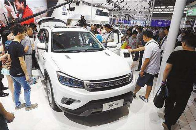 重庆车展6月将如期举行 主流品牌将全部亮相