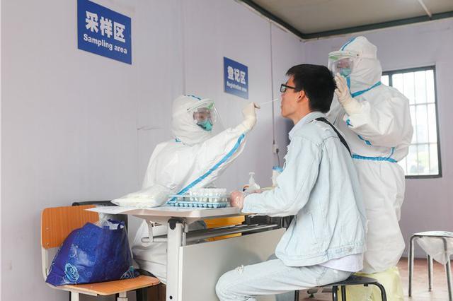 重庆:9月前各区县至少2家医院可开展新冠核酸检测