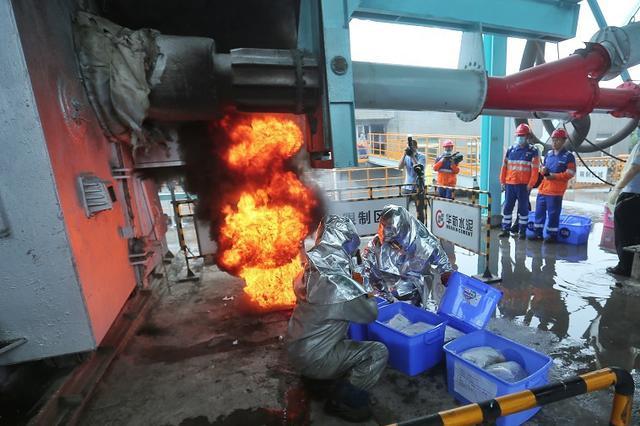 禁毒!重庆集中销毁毒品及制毒辅料2900公斤