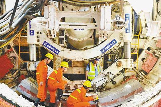 重庆轨道四号线二期建设再提速 预计2022年建成通车