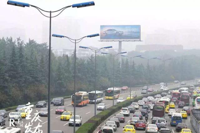 端午重庆高速查处违法行为2.2万起  一半以上是超速