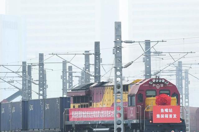 重庆果园港建设国家物流枢纽 内陆开放能力增强