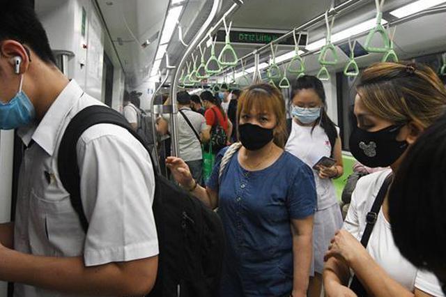 重庆新增无症状感染者1例 系新加坡输入病例