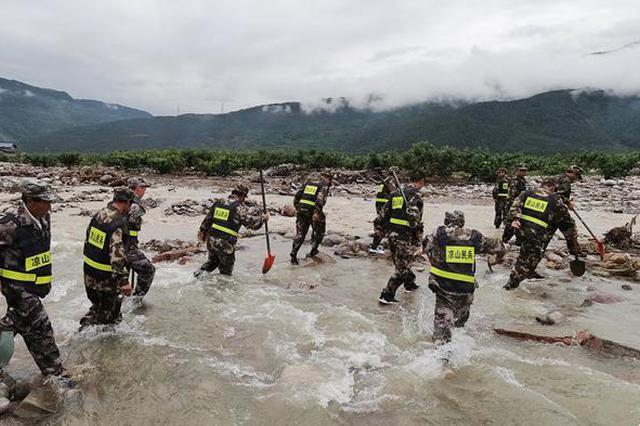暴雨蓝色预警:四川、重庆、贵州局地有大到暴雨