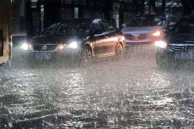 川渝鄂遭遇暴雨 重庆腾出防洪库容应对乌江防汛压力