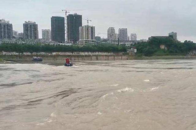 强降雨致重庆发布洪水黄色预警 多条河段出现涨水