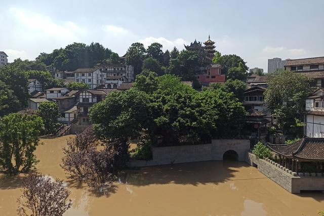 重庆:解除江河洪水Ⅲ级预警 结束防汛Ⅳ级应急响应