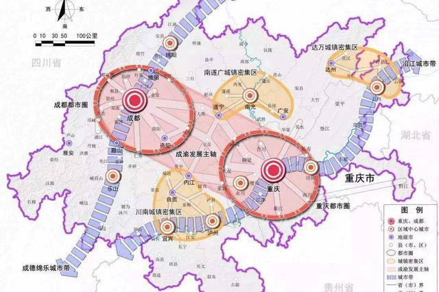 成渝启动双城消费节 上线成渝消费电子地图