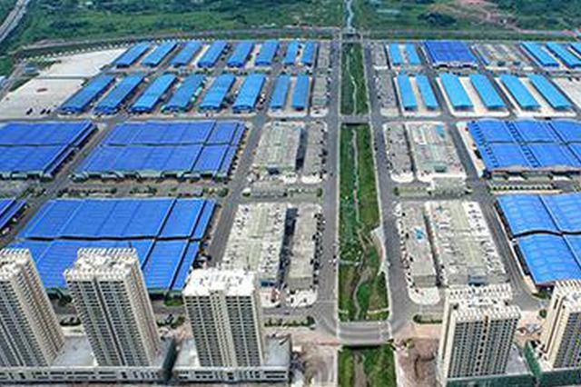 菜园坝水果市场搬迁 商户已陆续入驻江津双福国际农贸城