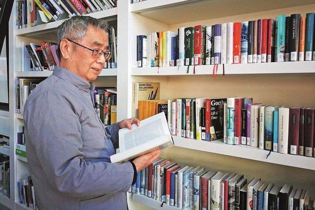 巴蜀译翁文献馆在重庆开馆 主要展示译作、手稿等