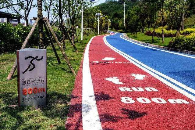 重庆累计已建成城市体育公园9个 健身步道5000公里